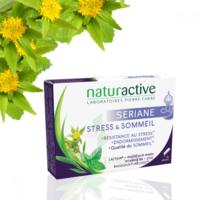 Naturactive Seriane Stress Et Sommeil 30gélules à BIAS