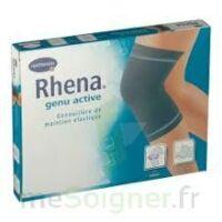 Rhena Genu Active Genouillère De Maintien Noir T1 à BIAS