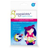 Orgakiddy Protège-cuvette Toilettes Xl Pochette/10 à BIAS