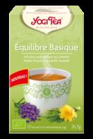 Yogi Tea Tis AyurvÉdique Équilibre Basique Bio 17sach/2,1g à BIAS