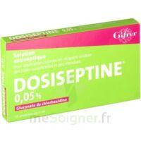 Dosiseptine 0,05 % S Appl Cut En Récipient Unidose 10unid/5ml à BIAS