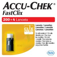 Accu-chek Fastclix Lancettes B/204 à BIAS