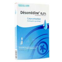 Desomedine 0,1 % Collyre Sol 10fl/0,6ml à BIAS