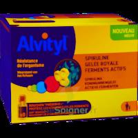 Alvityl Resist Solution Buvable 8 Fioles à BIAS