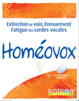 Boiron Homéovox Comprimés à BIAS