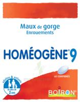 Boiron Homéogène 9 Comprimés à BIAS