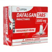 Dafalgantabs 1 G Cpr Pell Plq/8 à BIAS