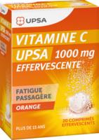 Vitamine C Upsa Effervescente 1000 Mg, Comprimé Effervescent à BIAS
