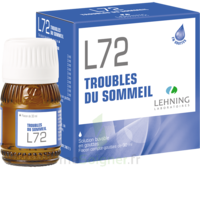 Lehning L72 Solution Buvable En Gouttes 1fl/30ml à BIAS
