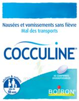 Boiron Cocculine Comprimés Orodispersibles B/40 à BIAS